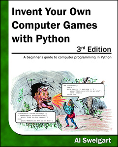Invent with Python book cover thumbnail