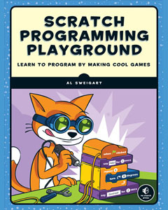 Scratch Programming Playground book cover thumbnail